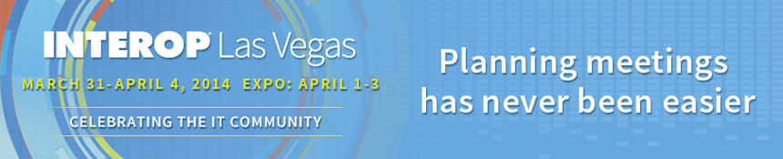 Interop Las Vegas 2014 Meeting Planner